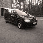 Volkswagen Caddy1